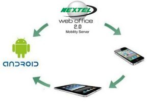 nextel iphone android