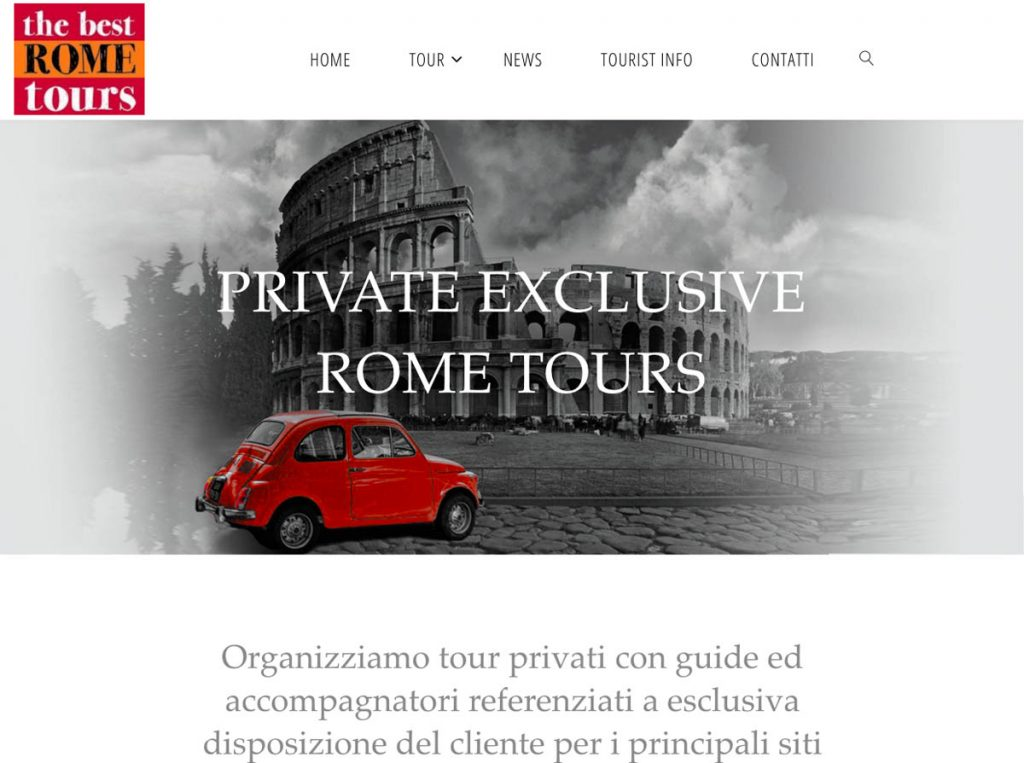 The Best Rome Tours